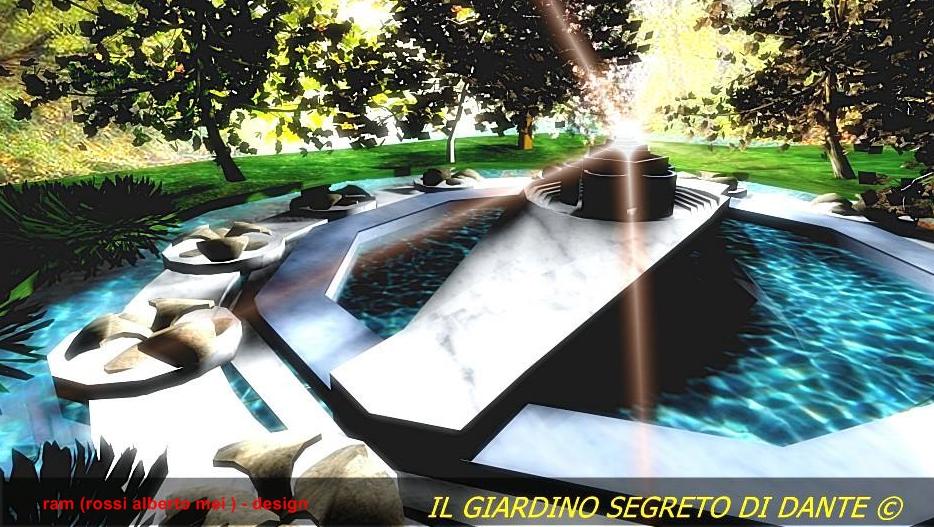 giardino segreto di dante alighieri